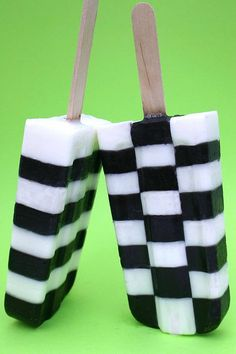 Mod Soapsicles, blog post by Debbie
