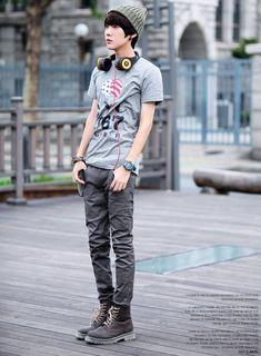 Korean Fashion Men, Korean Street Fashion, Korean Men, Kpop Fashion, Japanese Fashion, Asian Men, Cute Fashion, Asian Fashion, Fashion Models