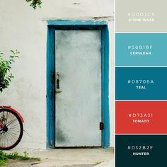 Build Your Brand: 20 Unique and Memorable Color Palettes to Inspire You – Design School