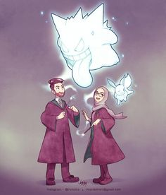 The Slytherin couple, Shayan and his loved one, with their Pokepatronus! Order for the wizard The waiting list is CLOSED until… Slytherin, Hogwarts, Play Pokemon, Line Art, Wands, First Love, Aurora Sleeping Beauty, Harry Potter, Geek Stuff