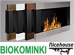Biokominek Nice-House H-Line 65x40 - KOLORY HIT