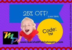 25% OFF IN SEPTEMBER! We have educational, entertaining and award winning AS SEEN ON TV, Lots & Lots of DVDs for kids! www.MarshallPublishingInc.com #educationaldvds #lotsandlotsof #dvds4kids #nationalcouponmonth