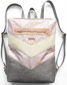 Hier zeige ich euch verschiedene Möglichkeiten, wie ihr flache Träger aus Kunstleder selber machen könnt, egal ob als Träger für einen Rucksack oder eine Tasche.
