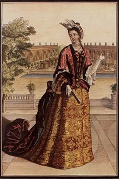 1698 Comtesse Mailly From vidhibhasin.wordpress.com:category:uncategorized: edged