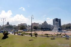 traffic in historical centre Havana
