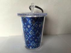 2015 Starbucks, Disneyland 60th Anniversary Cold Cup Ornament