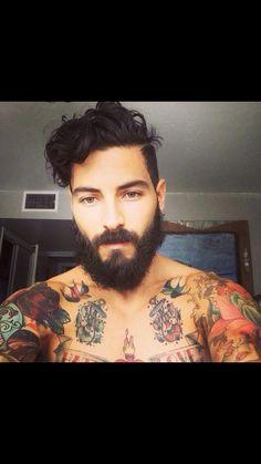 Tattoos hair