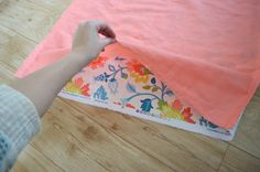 Project Nursery - Sew a Kids Bean Bag Chair