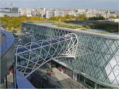 Centre commercial Beaugrenelle, Paris XVeme ,  le Grand Magasin du XXIe siècle