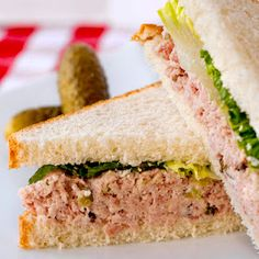 Every year growing up I& look forward to the fresh ham sandwiches that came after a holiday meal. I went through a phase where t. Fresh Ham, The Fresh, Multi Grain Bread, Ham Salad, Leftover Ham, Delicious Sandwiches, Best Sandwich, Leftovers Recipes, Tasty Bites