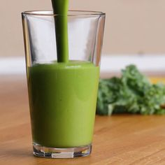 Get Your Greens Kale Smoothie Recipe by Tasty