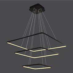 Lampe+suspendue+,++Contemporain+Traditionnel/Classique+Autres+Fonctionnalité+for+LED+Le+Gel+de+SiliceSalle+de+séjour+Chambre+à+coucher+–+EUR+€+158.36