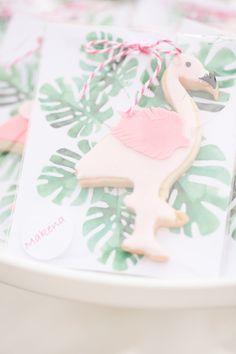 Photography: Amy & Jordan Photography - amyandjordan.com   Read More on SMP: http://www.stylemepretty.com/living/2015/07/29/flamingo-inspired-birthday-party/