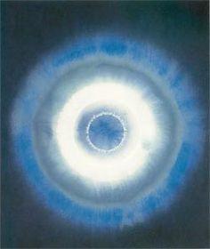 Leo Kenney - A Breath of Light - gouache on Chinese paper - 1968 Esoteric Art, Acid Trip, Meditation Art, Book Of Hours, Soul Art, Circle Of Life, Sacred Art, Mandala Art, Painting Inspiration