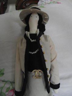 Desligada da tomada...: Coco Chanel
