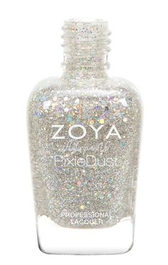 Zoya Magical Pixie, Holographic PixieDust, for Spring 2014 – Preview aaah! these are so beautiful!!