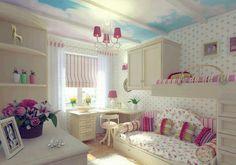 Very Cool Girls Room!