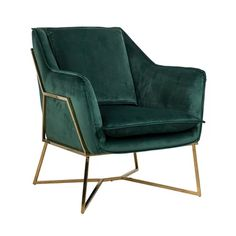 Richmond Interiors Fauteuil kopen? • Grote collectie • Sohome Balcony Furniture, Green Furniture, Blue Velvet Chairs, Green Velvet, Beach Lounge, Pink Accent Chair, Richmond Interiors, Black Armchair, Living Room Styles