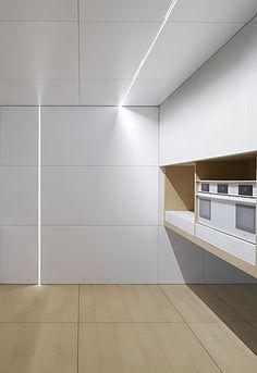Rei -minimal Led strip by Kreon - Interior by Minus