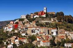 Kroatië vakantie: Motovun een bergstadje in het noorden van Istrië