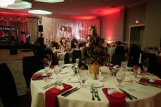 Beautiful Christmas themed wedding in Grand Ballroom! Beautiful Wedding Venues, Elegant Wedding, Our Wedding, Places To Get Married, Got Married, Valley Forge, Montgomery County, Beautiful Christmas, Christmas Wedding
