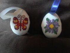 Süti és más...Húsvéti keresztszemes tojás