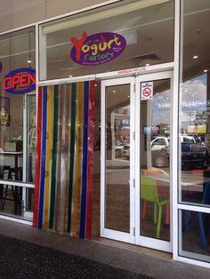 Yo-Yo Yogurt Factory, Melbourne