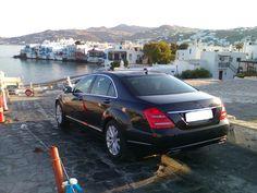 Mercedes S Class Long Edition New Model Mercedes S Class, Sun Roof, New Model, Mykonos, Tours