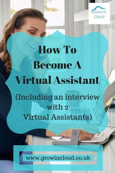 How To Become A Virtual Assistant. An interview with two VA experts, plus resources and tips on how to start. #virtualassistant #virtualpa #virtualassistantservices #virtualassistantbusiness