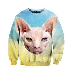 Sphinx Sweatshirt. If someone bought me this I would be the happiest chick in the world