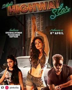 #Repost @pinkvilla with @repostapp ・・・ Teaser poster of Tulsi Kumar, Khushali Kumar