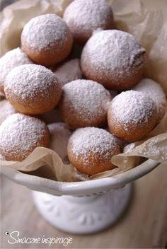 Pączki marchewkowo - serowe _ Gluten Free