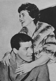 Jerry and Patti Lewis, 1959.