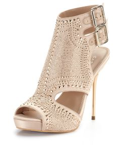 Shop Very for women's, men's and kids fashion plus furniture, homewares and electricals. Fashion Shoes, Kids Fashion, Womens Fashion, Very High Heels, Studded Sandals, Heeled Sandals, Nude Shoes, Carvela, Summer Shoes