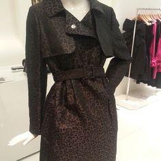 Black Dress Outfits, Paule Ka, Shirt Dress, Coat, Jackets, Shirts, Dresses, Fashion, Down Jackets