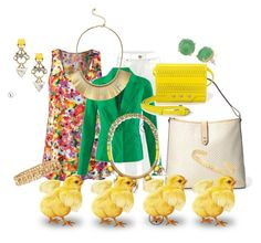 """Easter has hatched!"" by kmathews62 on Polyvore featuring CAbi and Stella & Dot"