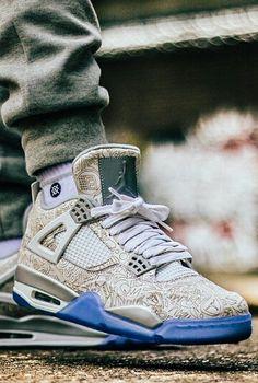"""Air Jordan 4 """"Laser"""""""