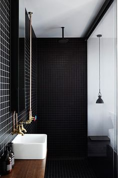 Discover the best design ideas for bathrooms on HOUSE - design, food and travel by House & Garden, including Pumphouse Point hotel