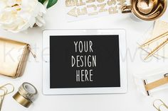 Check out #183 KATE MAXWELL Styled Mockup by KateMaxShop on Creative Market