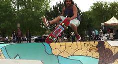Vans 2014 All Nations Skate Jam