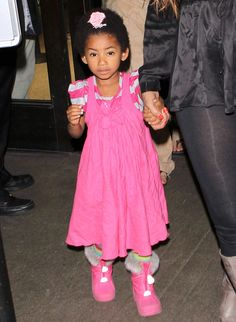 Eddie Murphy/Mel B daughter Angel Iris Murphy Brown