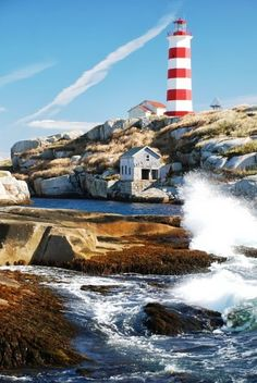 Sofia Rosero - Google+ - Sambro Island Light, Nova Scotia !! The lighthouse on…The lighthouse on Sambro Island, several kilometers outside of Sambro Harbour, was established at the first session of the Legislative Assembly of Nova Scotia in 1758.