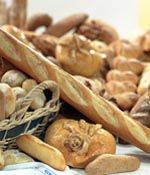 Breadbaking course at Le Cordon Bleu Paris.  Tuition includes uniform. (Awesomeness.)