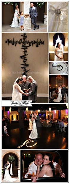 Piazza in The Village, Colleyville Wedding, sflair.com