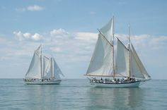 Appledore Tall Ships: Public Sails and Dinner Cruises - Pure Michigan Travel