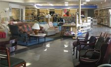Next time you have a project in mind and need random materials, save yourself some money and give back to the community! Viait your local ReStore resale outlets | Habitat for Humanity Int'l They have everything from furniture and appliances to paint, tile, and building materials. Great for pinterest crafts!!