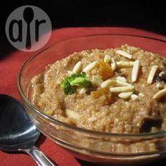Quinoa ontbijtpap @ allrecipes.nl