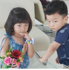 Superman Cast, Superman Kids, Korean Babies, Asian Babies, Little Star, Little Ones, Lee Dong Gook, Cute Kids, Cute Babies