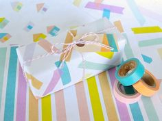 Washi Tape Packaging