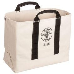 efe30cc662c8 Canvas Tool Bag-5156 - The Home Depot